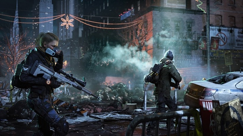 The Division Beta impresions 1