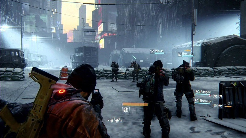 The Division Beta impresions 3