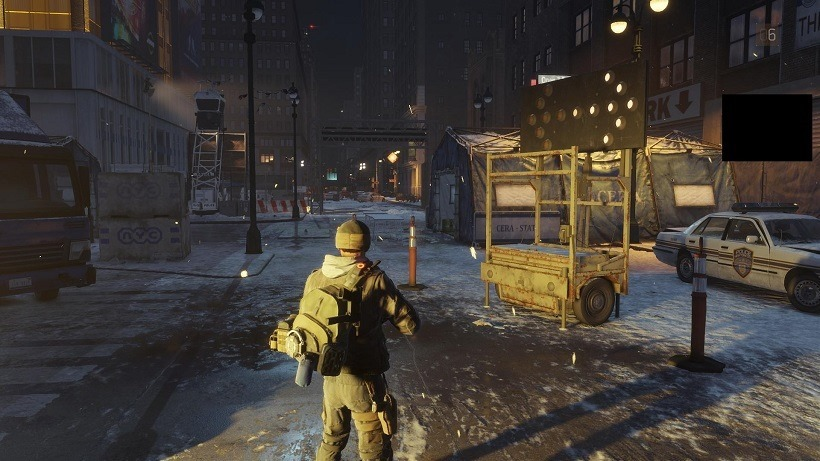 The Division Beta impresions 5