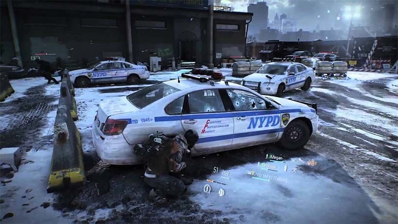 The Division PC Beta File Size Revealed