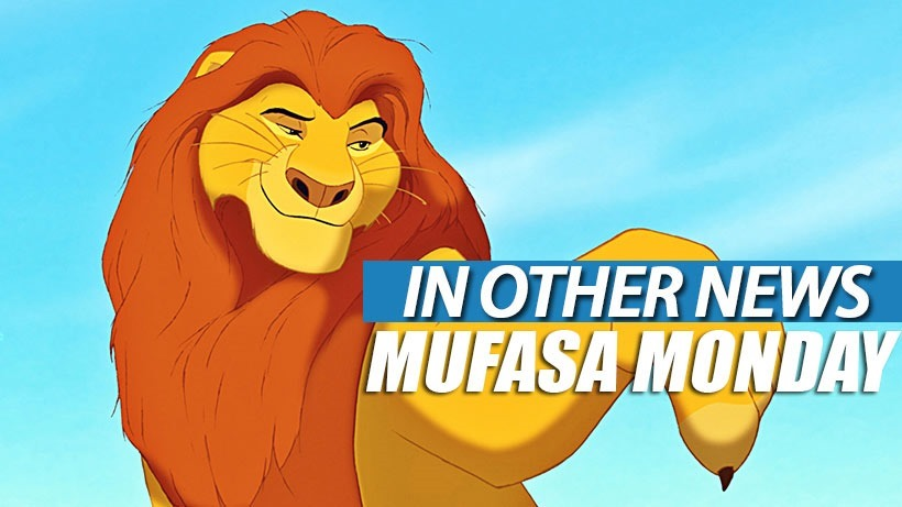 Mufasa-Monday
