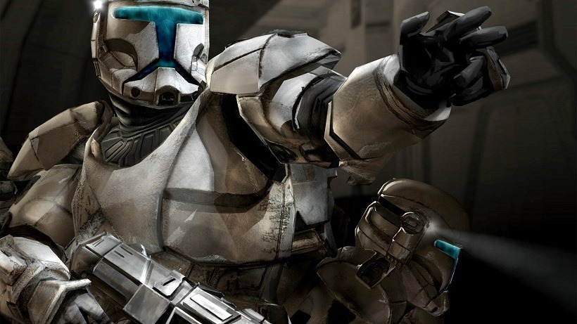 Republic Commando nearly had incredible sequels