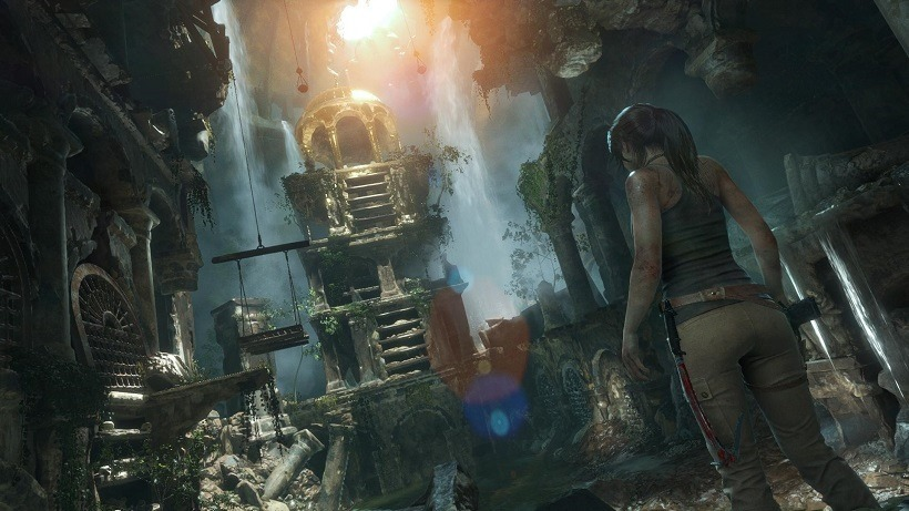 Rise of the Tomb Raider sells more on PC than Xbox One