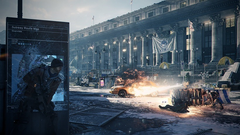The Division enjoys extremely popular beta