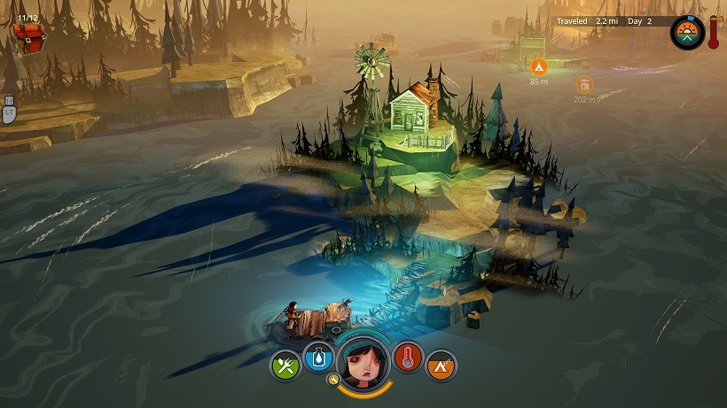 The Flame in the Flood (1)