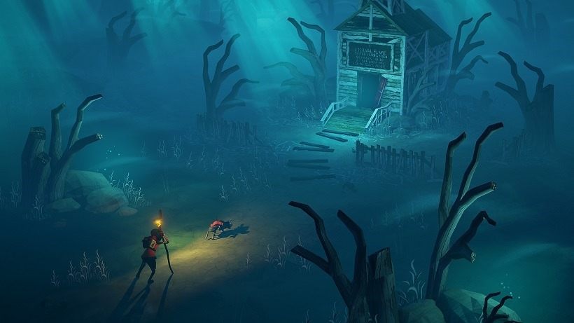The Flame in the Flood (5)