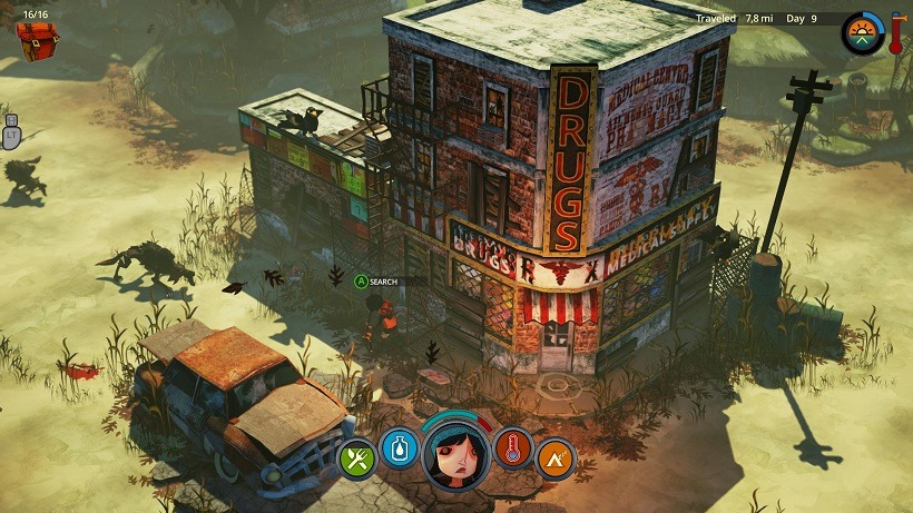 The Flame in the Flood (8)