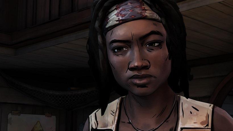 The Walking Dead Michonne Episode 1 In Too Deep (2)