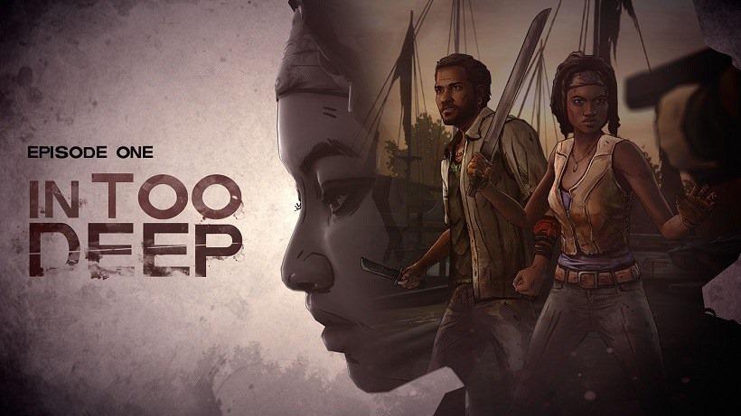 The Walking Dead Michonne Episode 1 In Too Deep header