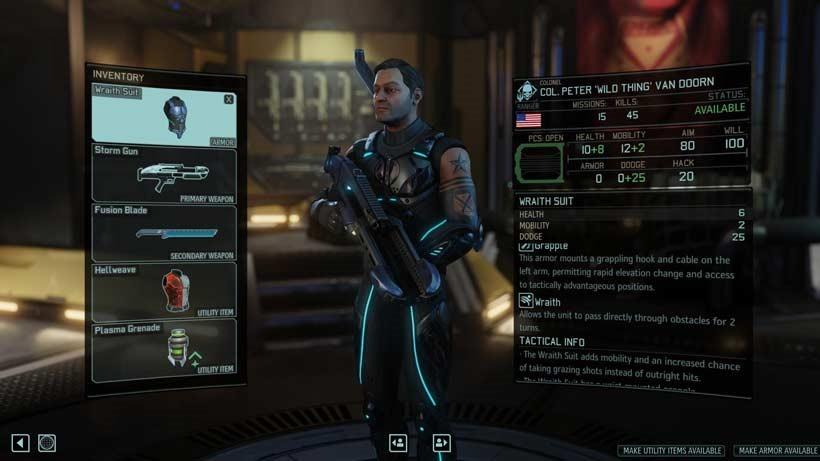 XCOM 2 Hero