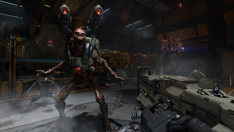 DOOM's multiplayer is as fast as its ever been this year, and it's inviting everyone in for a test later this month