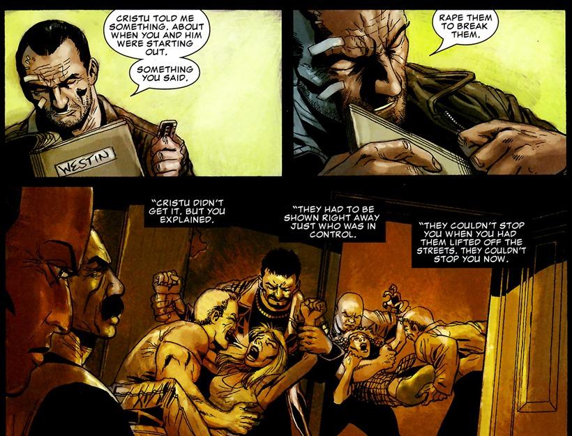 Punisher Slavers