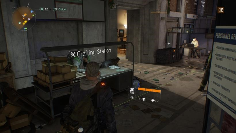 The Division Crafting (6)