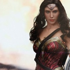 This Wonder Woman toy doesn't come with an invisible jet