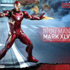 Oh hi Iron Man Mark 46