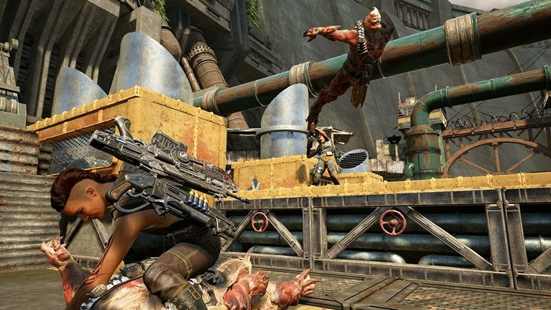 Here's what we thought of the Gears of War 4 beta