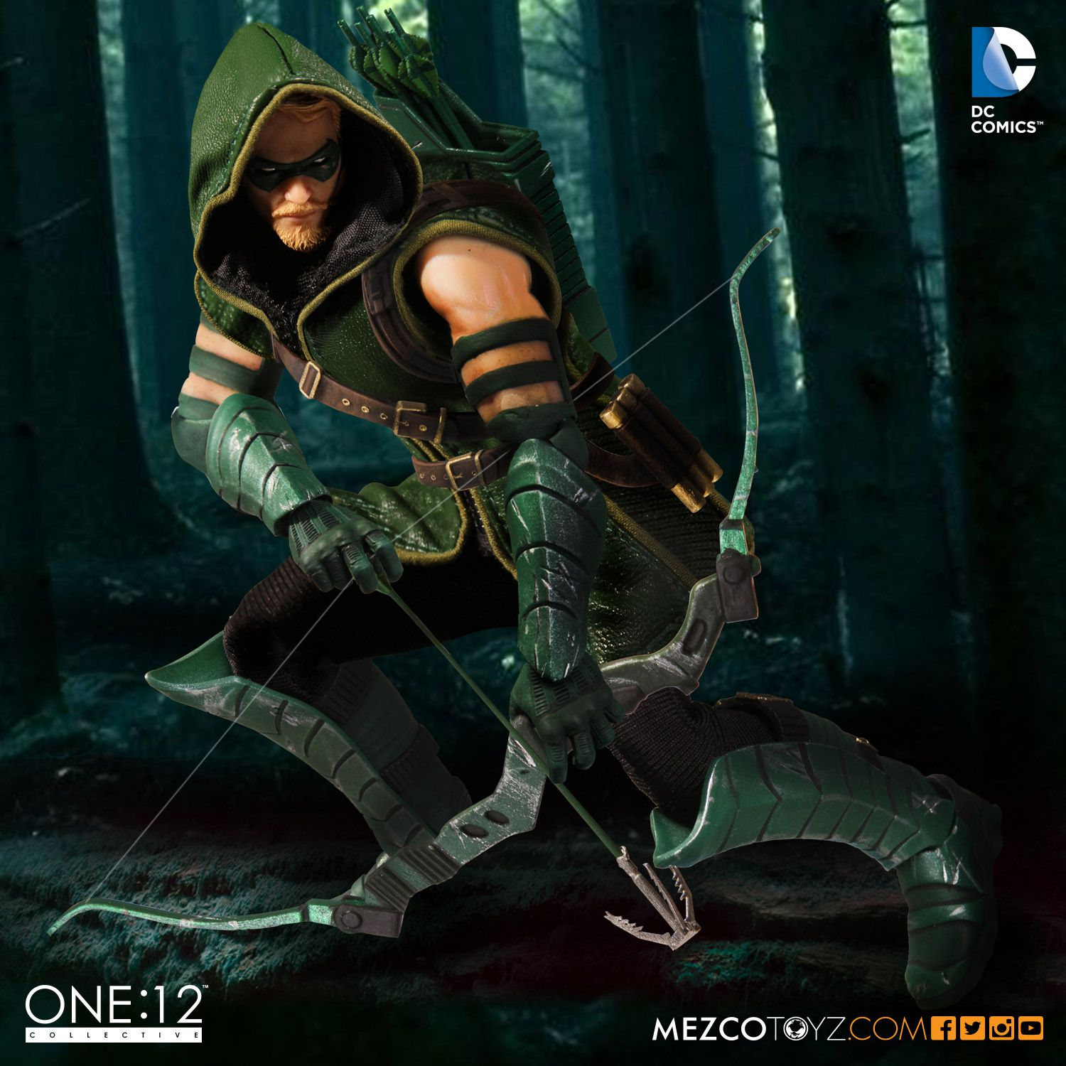 green arrow It's a strange time for fans of the green arrow: while it had once seemed that only a third-string superhero like oliver queen was considered a safe bet (or small enough risk) to adapt into a tv show, the cw's arrow soon became a hit, raising the emerald archer to the upper echelon of known dc.