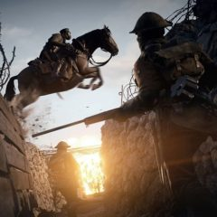 """EA says that they """"took a risk"""" with Battlefield 1"""