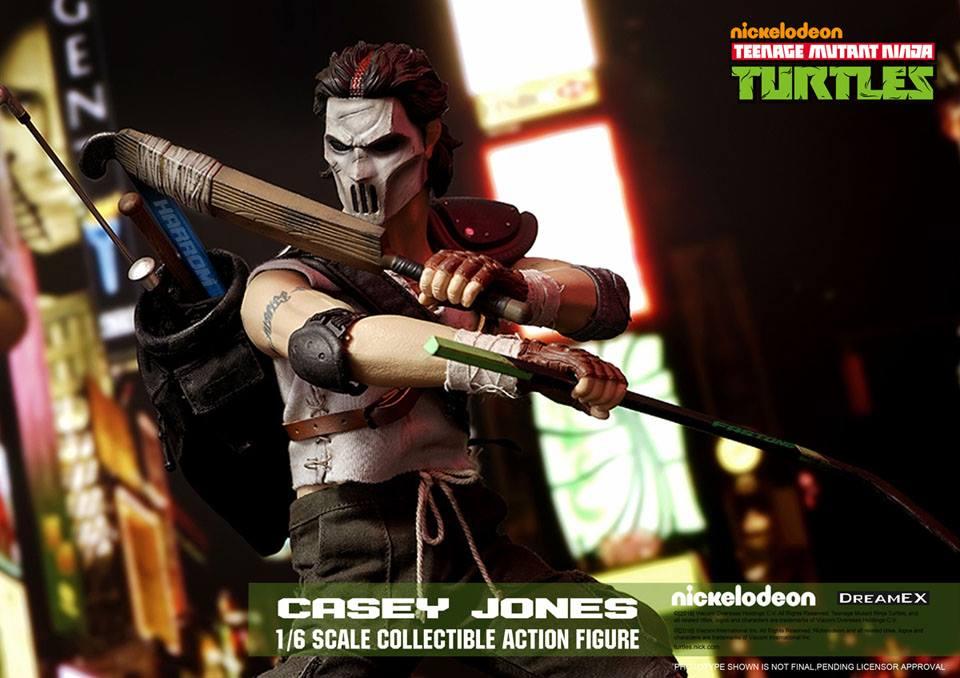 Casey Jones Net Worth