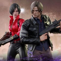 Hot Toys – Leon Kennedy and Ada Wong preview