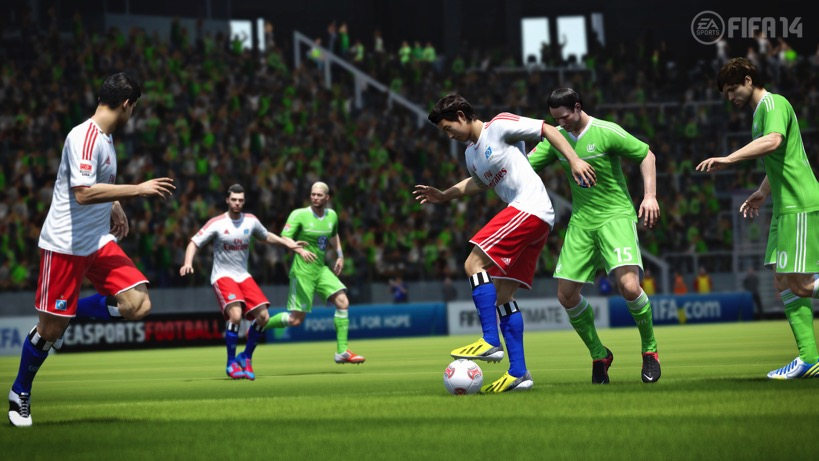 Fifa 14 ignite