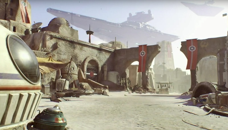 Visceral's Star Wars game sounds a lot like Uncharted
