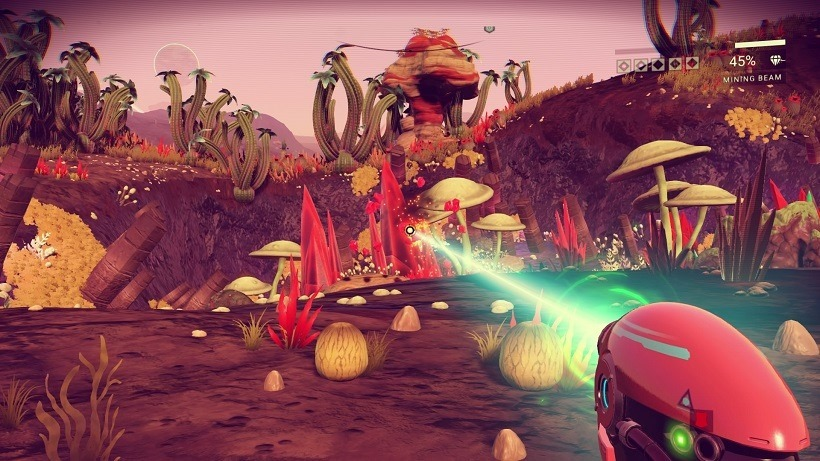 A better way to get around in No Man's Sky