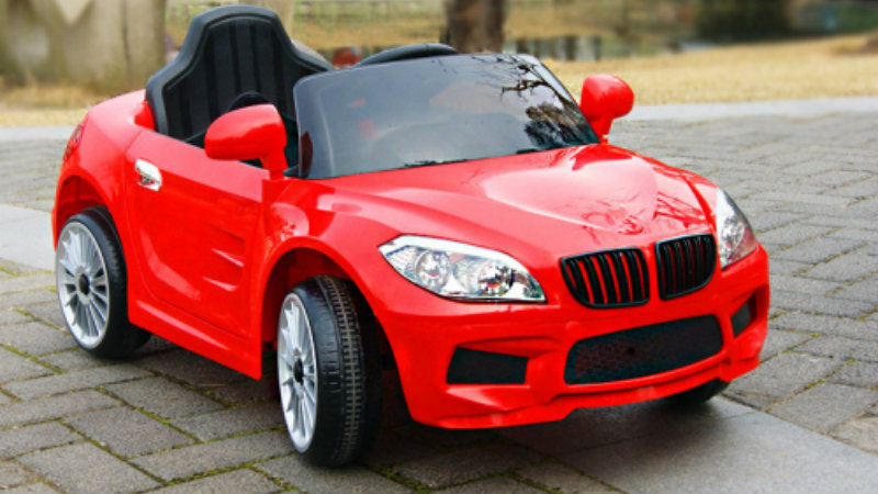 BoB 4 toy car