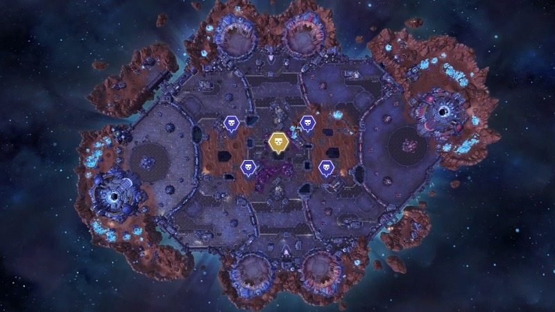Braxis Holdout Heroes of the Storm