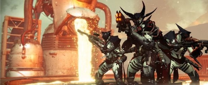 Get to know the Devil Splicers better in Destiny: Rise of Iron