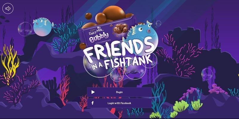 Friends in a tank header