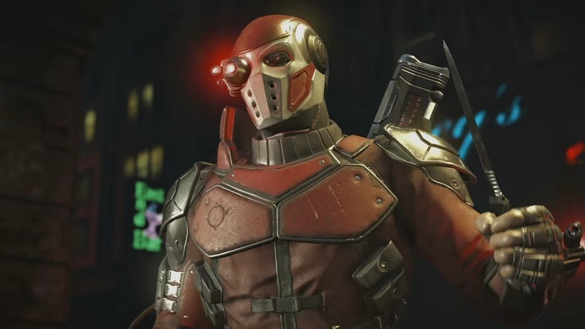 Injustice 2 introduces Harley Quinn and Deadshot 2