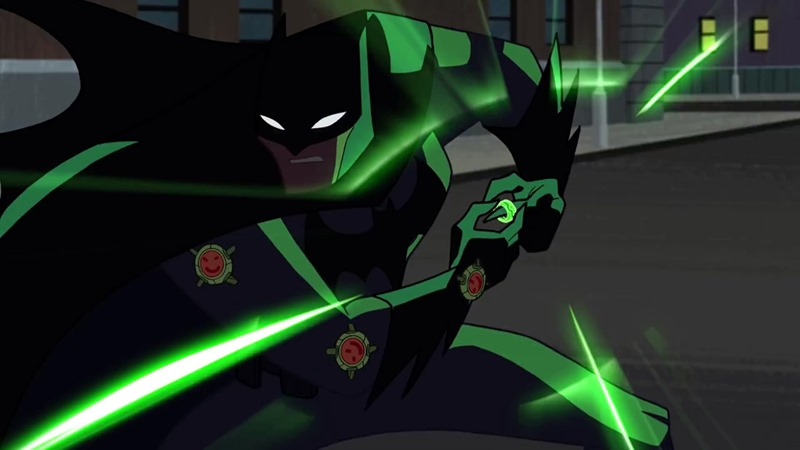 Justice League Action will feature over 150 characters