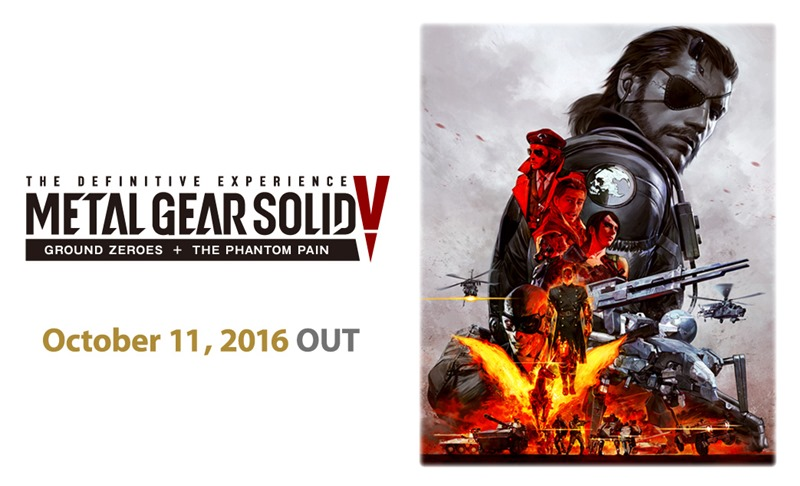 Metal Gear Solid V Def Experience