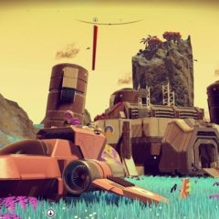 No Man's Sky's latest patch fixes some major game-breaking bugs