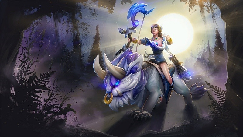 Patch 6.88c for Dota 2 header
