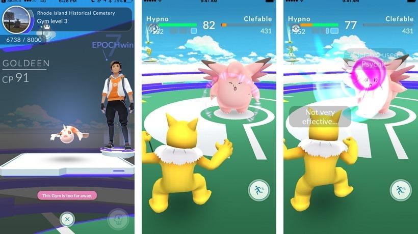Pokemon GO gets new Faction Leader update