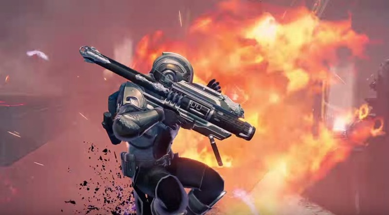Destiny's Rise of Iron artifacts offer game-changing perks