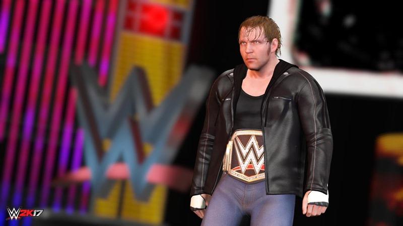 WWE 2K17 Week 4 screens (3)