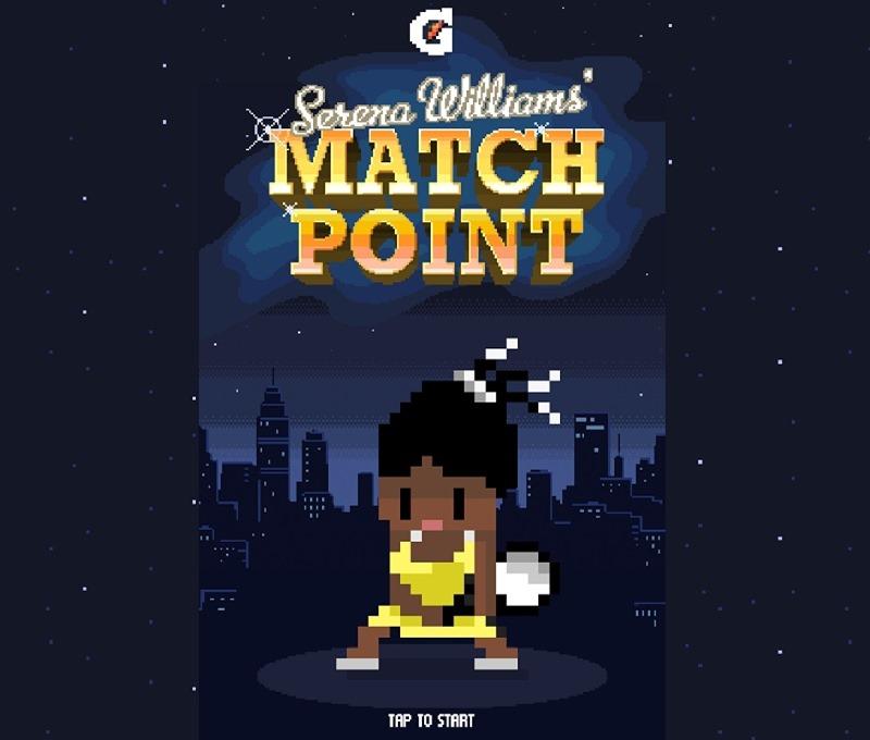 Work Avoidance Serena Match Point