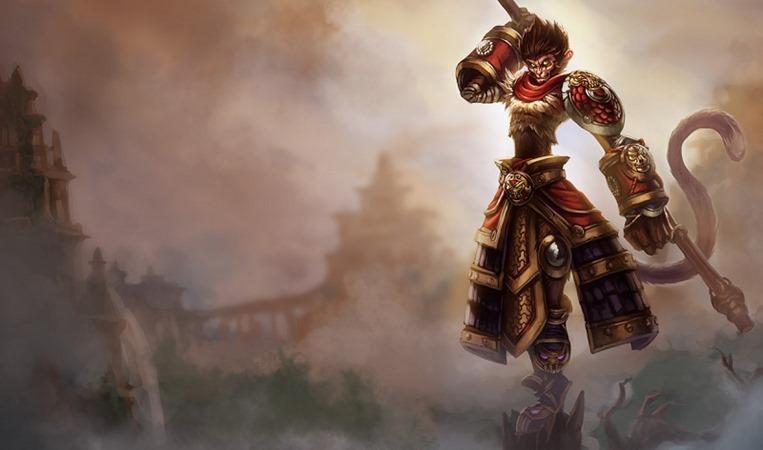 Wukong LoL
