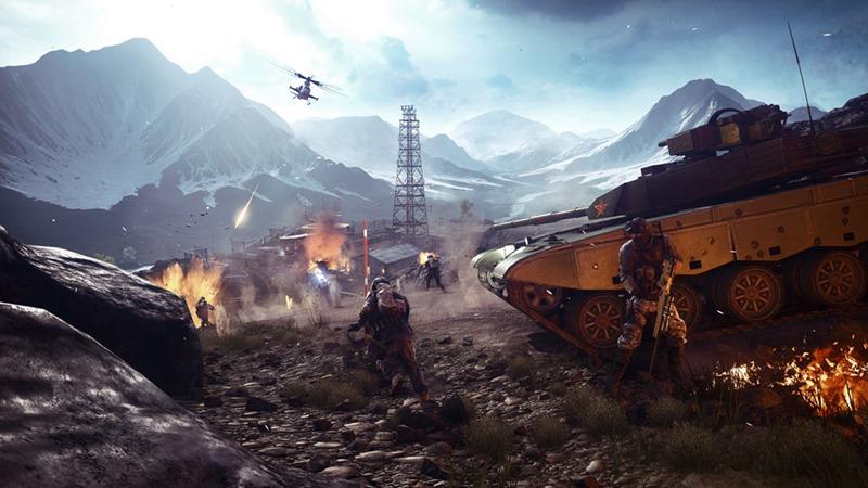 China Rising Battlefield 4