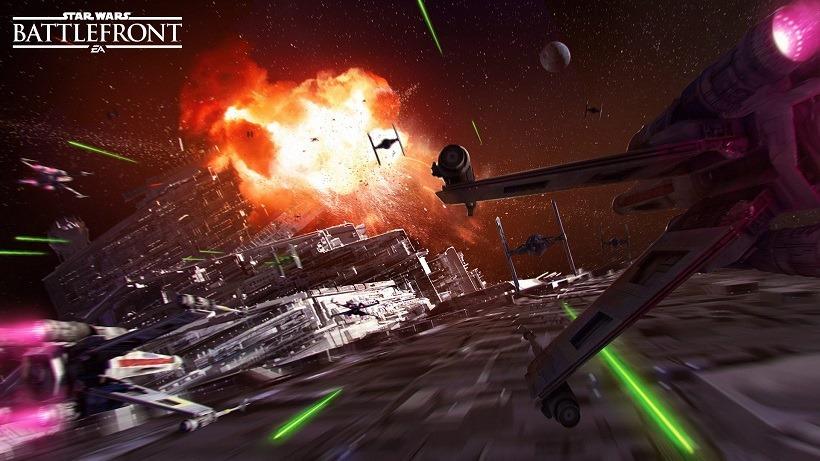 Death Star DLC Battlefront 2