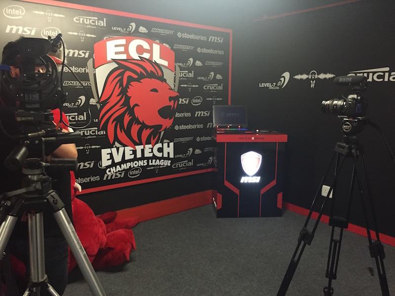 ECL Camera