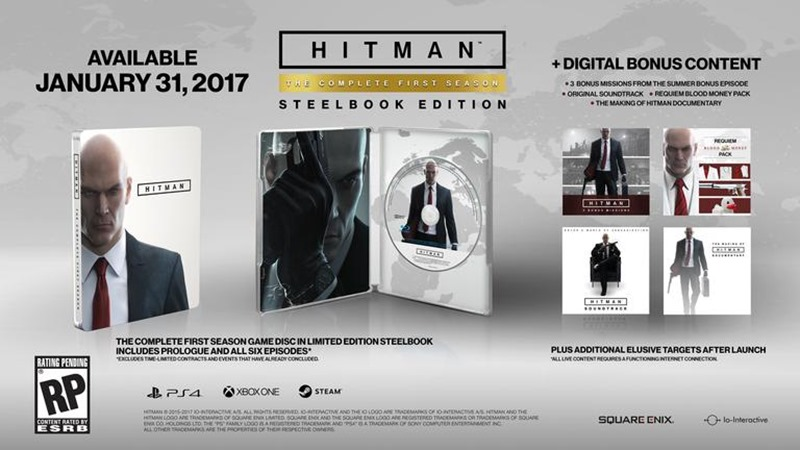 Hitman complete collection (2)