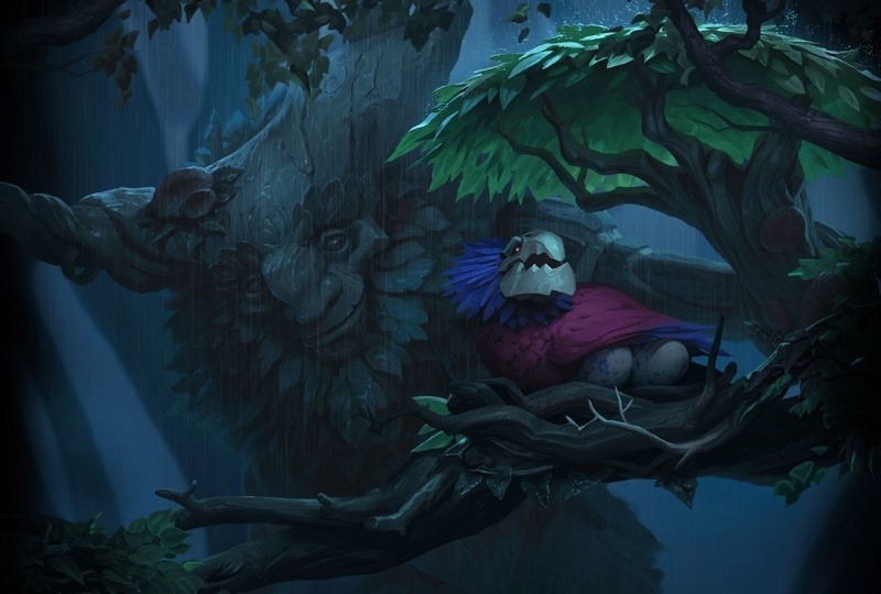 Ivern League of Legends champion image