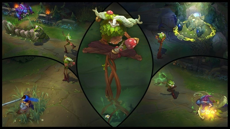 Ivern League of Legends