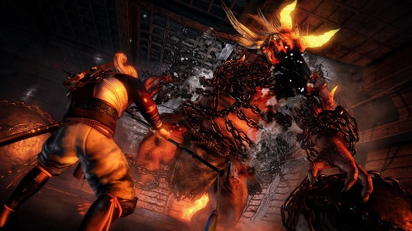Nioh has some epic boss fights 2