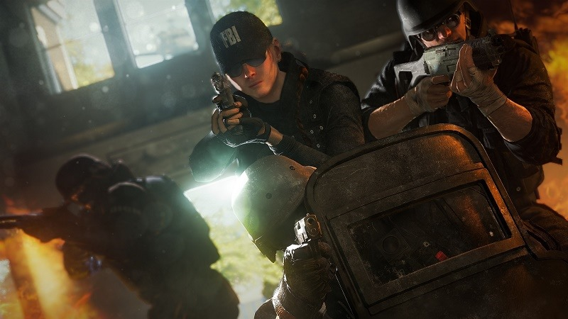 Ubisoft reinforce Rainbow Six Siege with a chunky mid-season update