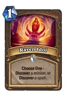 Raven Idol